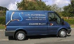 LS Electrical serving Surrey, Berkshire and Hampshire...