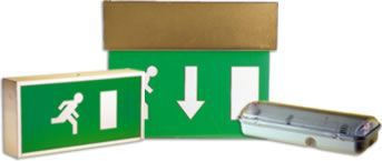 Statutory emergency lighting systems